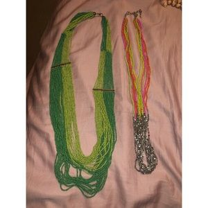 Bundle - long necklaces
